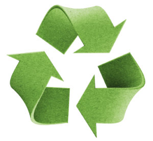 Recycle logo